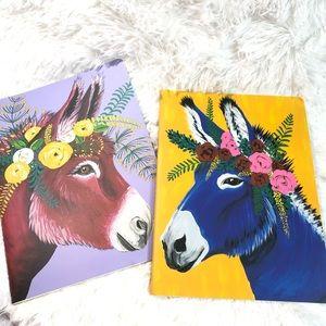 Set of 2 Notebooks - Dawn N Jose